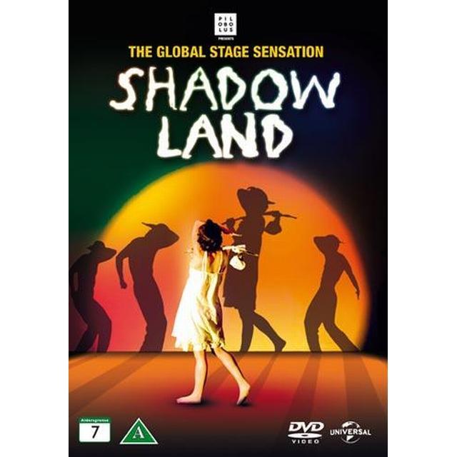 Shadowland: Live tour 201 (DVD 2013)