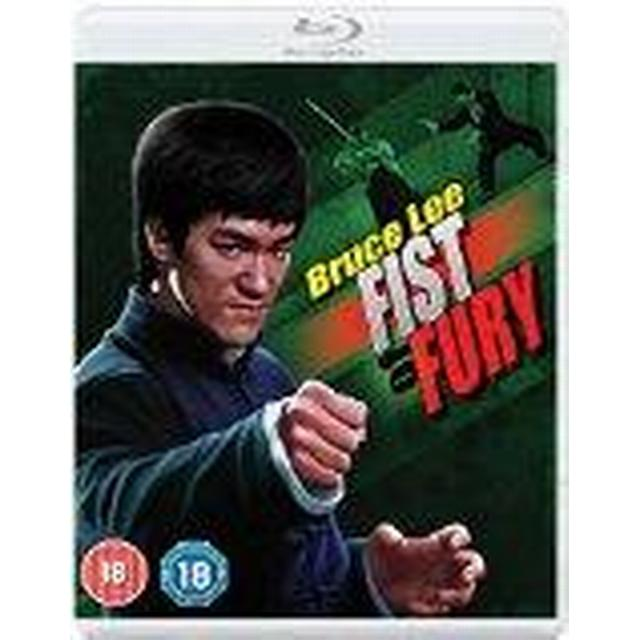 Fist Of Fury (Dual Format Blu-ray & DVD)