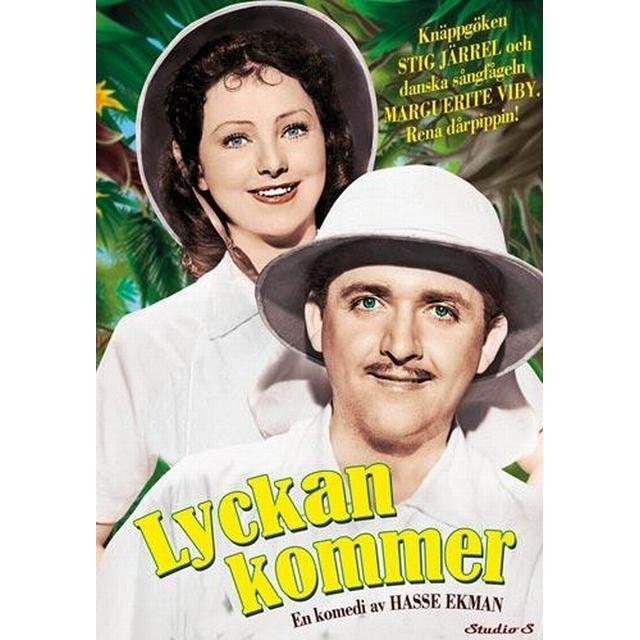 Lyckan kommer (DVD 1942)