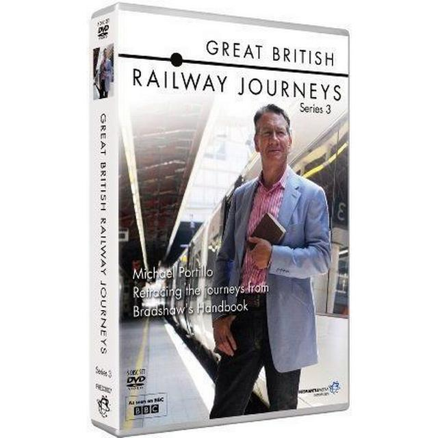 Great British Railway Journeys - Series 3 (DVD)