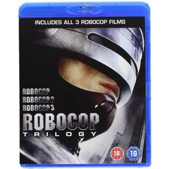 Robocop trilogy (Blu-ray)