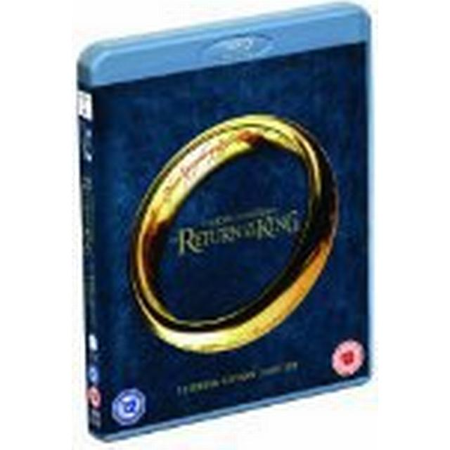 Lord Of The Rings The Return Of The King - Extended Cut (Blu-Ray)