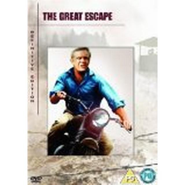 Great escape: Definitive edition (2-disc)