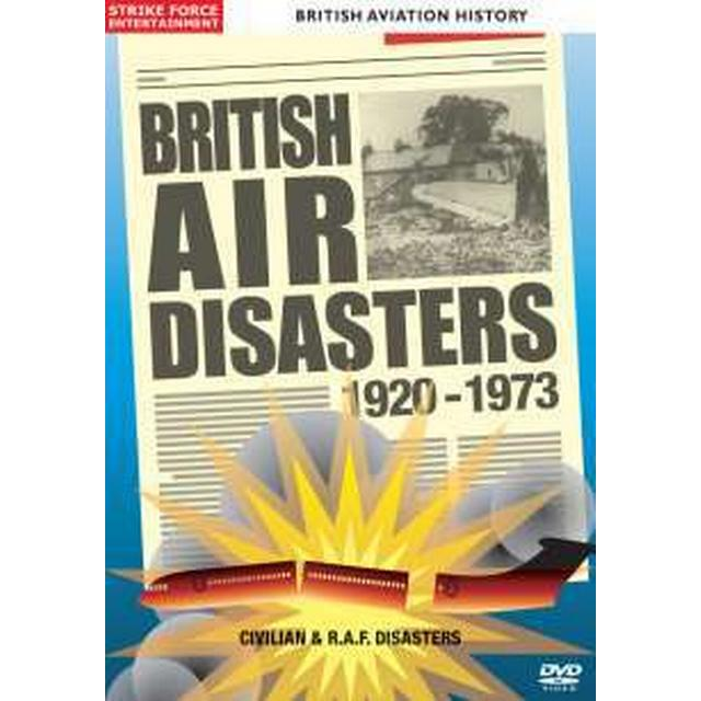British Air Disasters 1920-1973 (DVD) (DVD 2013)