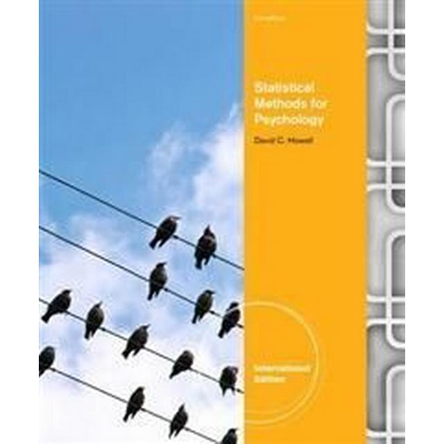 Statistical Methods for Psychology, International Edition (Häftad, 2012)