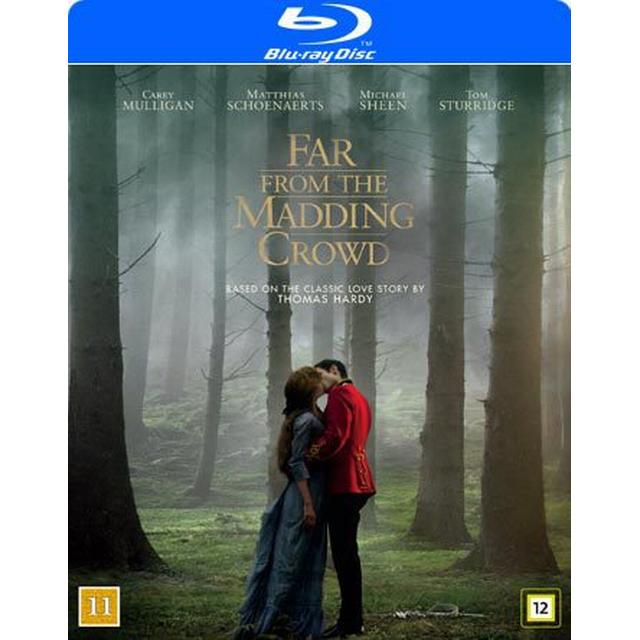 Far from the madding crowd (Blu-Ray 2015)
