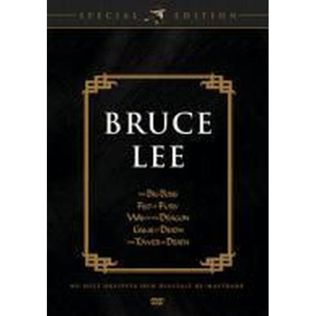 Bruce Lee collection (DVD 1971-81)