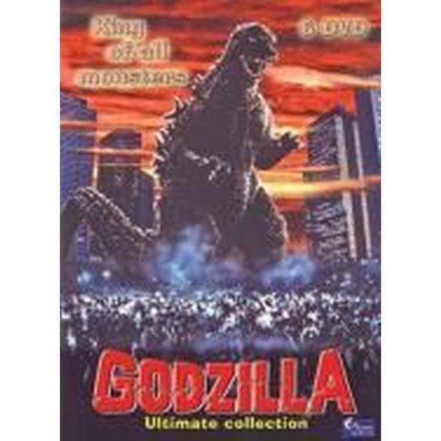 Godzilla: Ultimate collection (DVD 1954-1995)