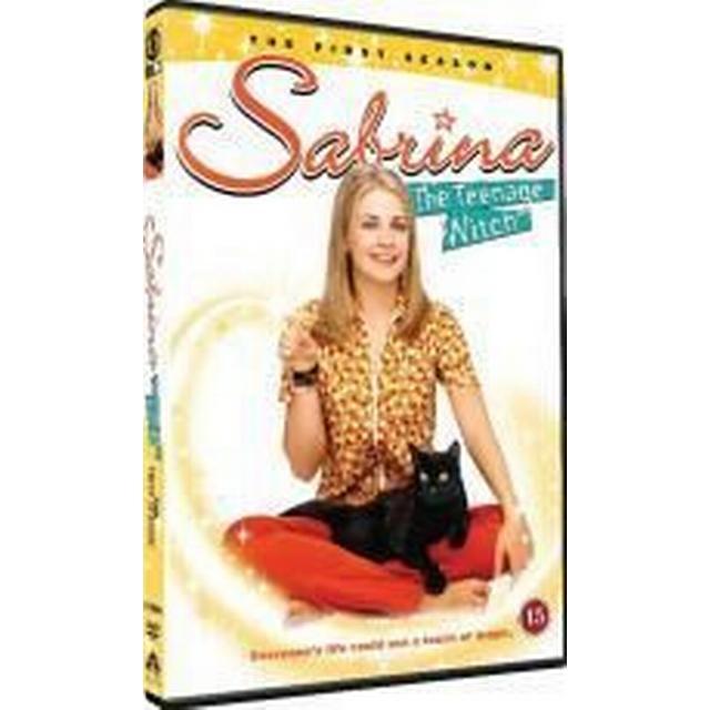 Sabrina Tonårshäxan: Säsong 1 (DVD 2007)