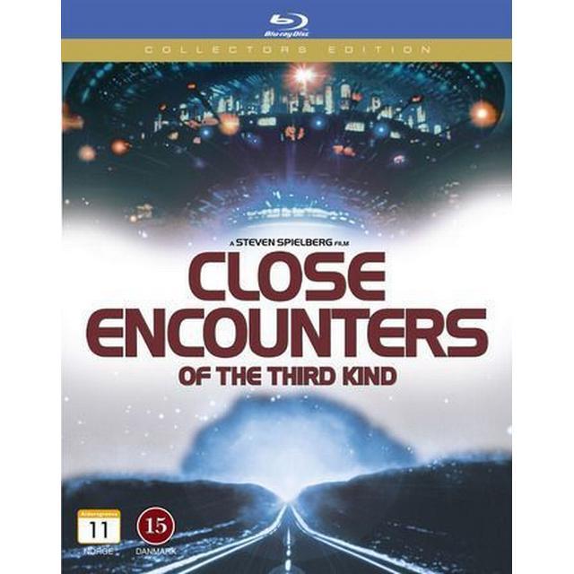 Närkontakt av tredje graden: C.E. (Blu-ray )
