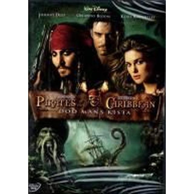 Pirates of the Caribbean 2 (DVD 2005/2006)