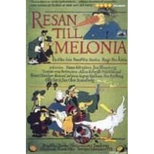 Resan till Melonia (DVD 1989)