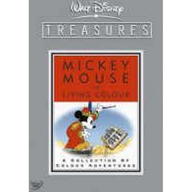 WD treasures: Mickey in living color (DVD 1935-1938)
