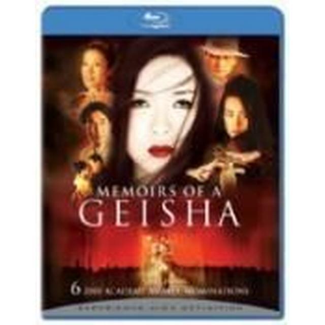 En geishas memoarer (Blu-ray 2007)