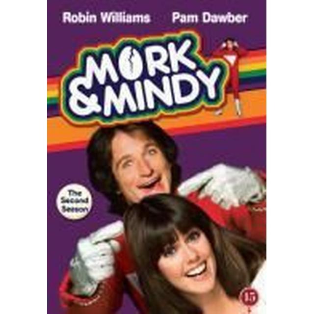 Mork & Mindy: Säsong 2 (DVD 2008)