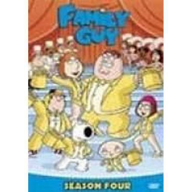 Family guy: Säsong 4 (DVD 2008)