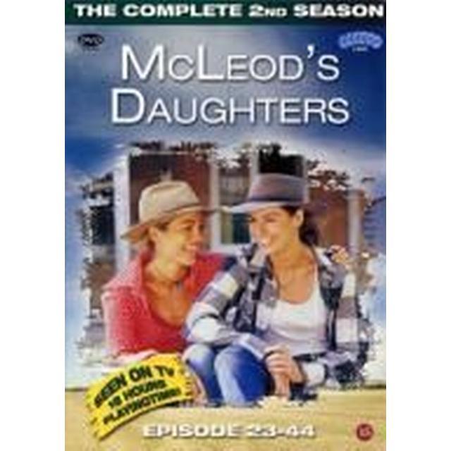 McLeod's daughters: Säsong 2 (DVD 2008)