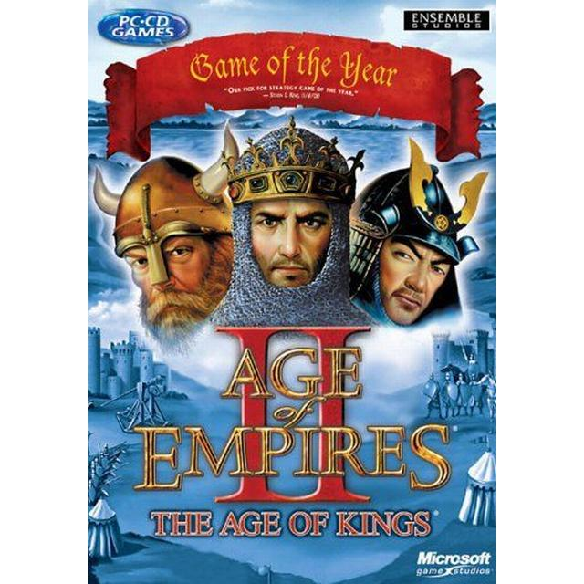 Age of Empires 2 : Age Of Kings : Gold Edition