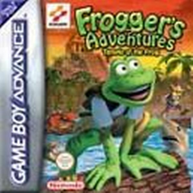 Froggers Adventures - Temple Of The Frog