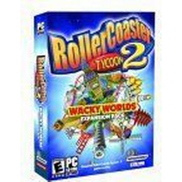 RollerCoaster Tycoon 2 Expansion - Wacky Worlds