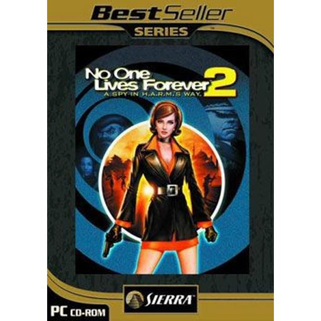 No One Lives Forever 2 : A Spy in H.A.R.Ms Way