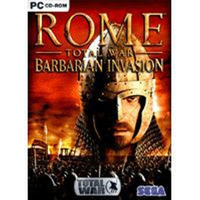 Rome : Total War - Barbarian Invasion Expansion