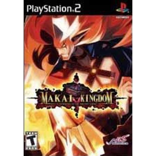 Makai Kingdom : Chronicles Of The Sacred Tome