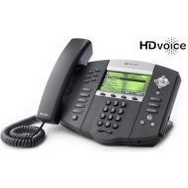 Polycom SoundPoint IP 670 Black