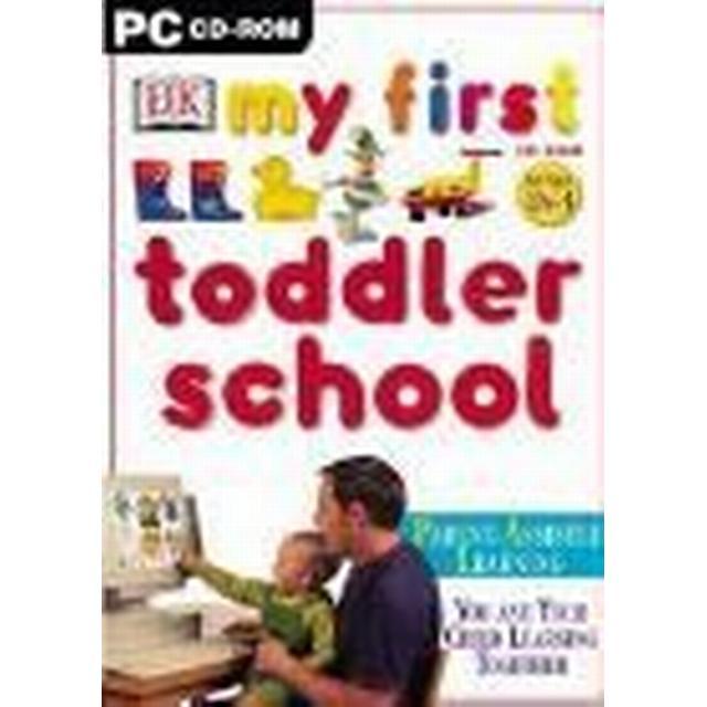 Dk: My First Toddler School