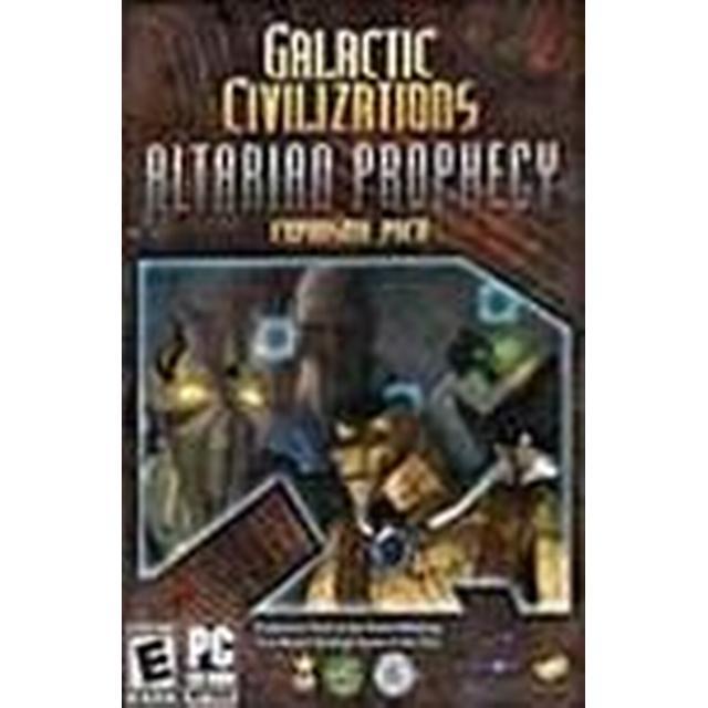 Galactic Civilization: Altarian Prophecy Expansion