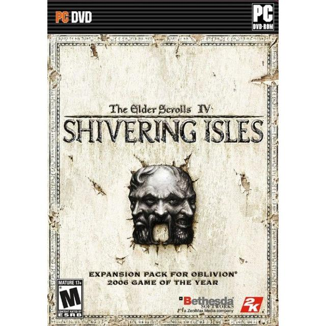 The Elder Scrolls 4: Shivering Isles Expansion