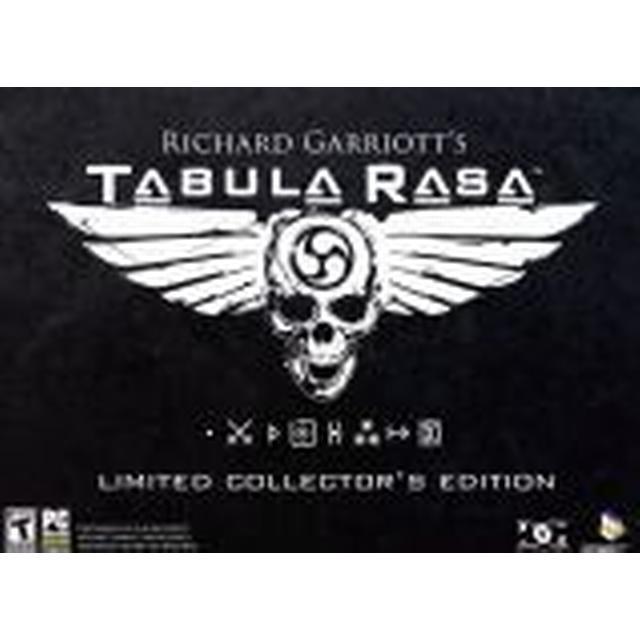 Tabula Rasa Collectors Edition
