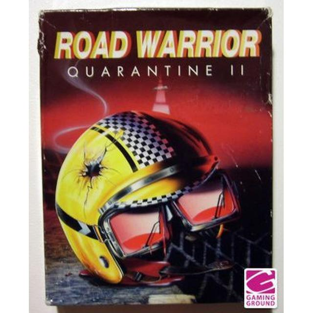 Quarantine 2: Road Warrior