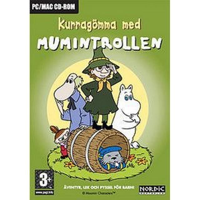 Mumintrollen: Kurragömma med Mumintrollen
