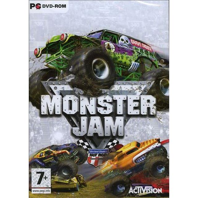 Monster Jam : Maximum Destruction