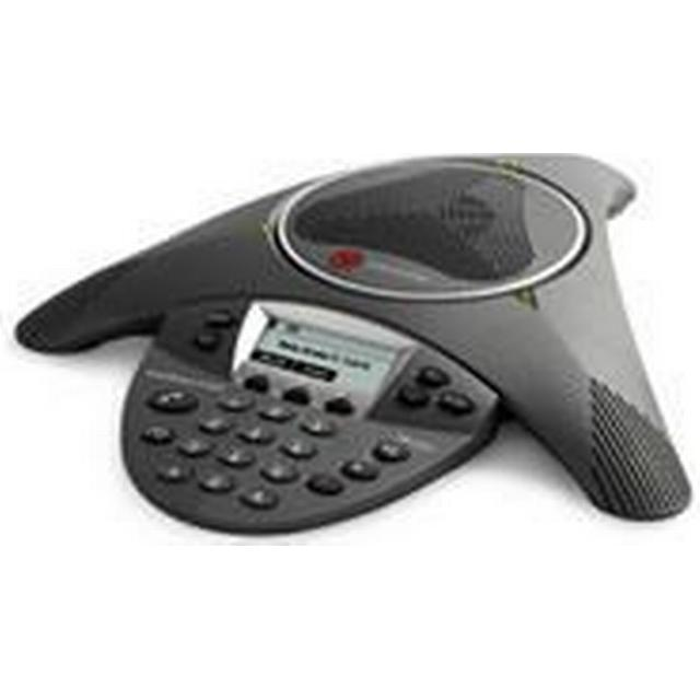 Polycom SoundStation IP 6000 Black