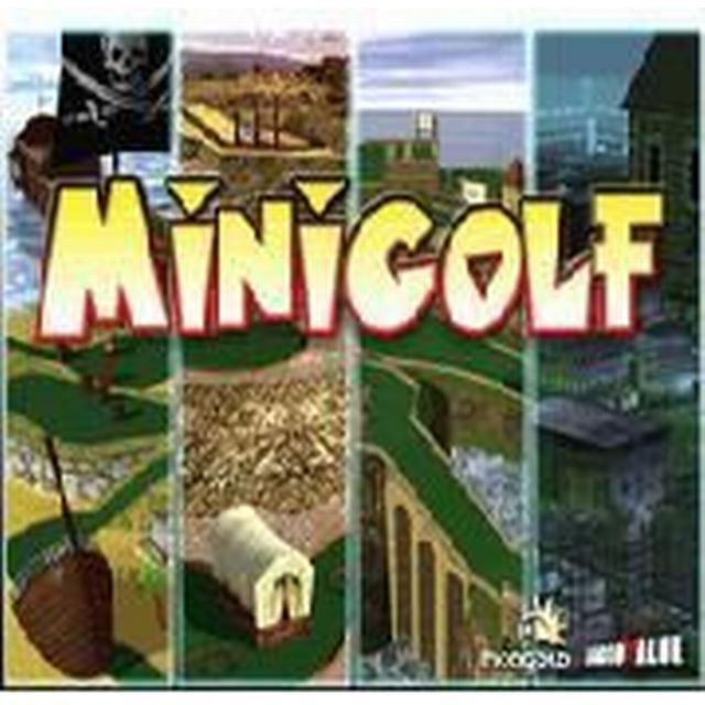 Crazy Minigolf 3D