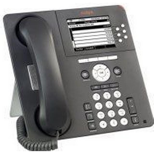 Avaya 9630G IP Black