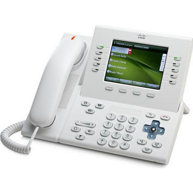 Cisco 8961 White