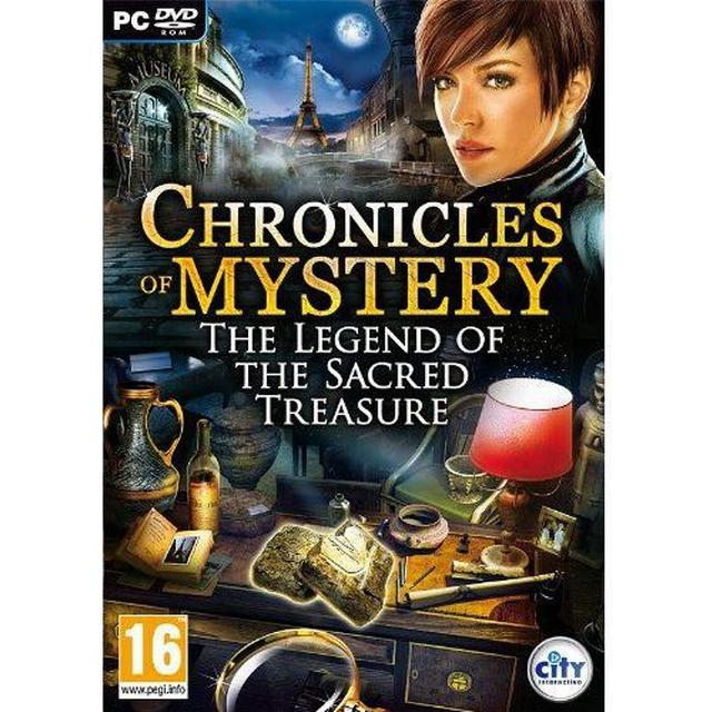 Chronicles of Mystery : The Legend of the Sacred Treasure