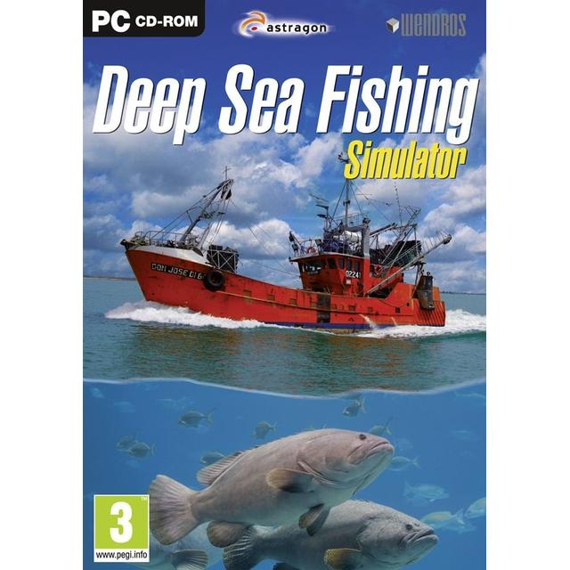 Deep Sea Fishing Simulator