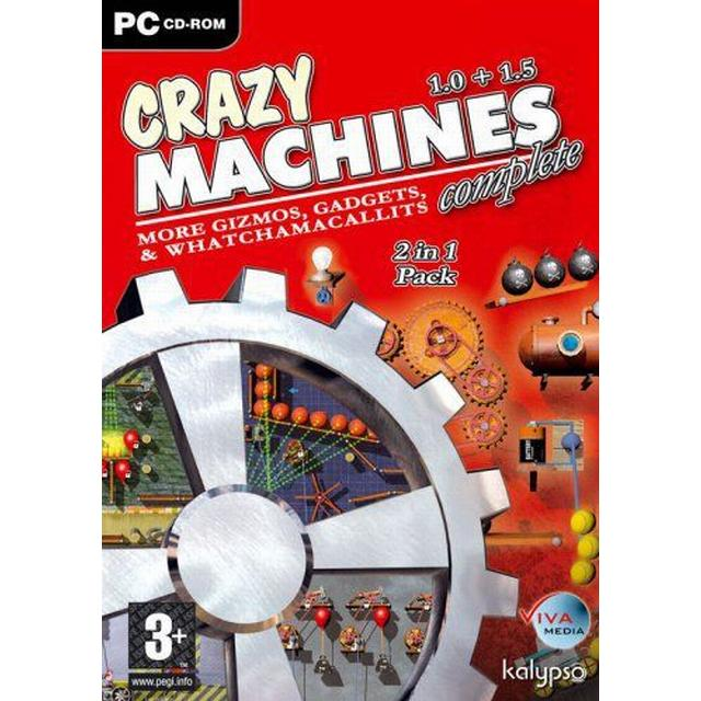 Crazy Machines Complete