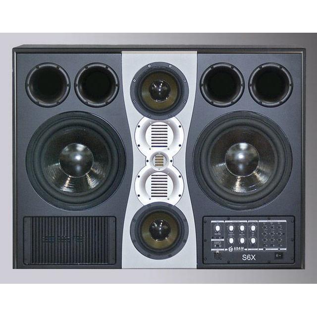 adam-audio S6X