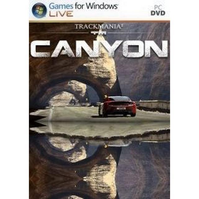 Trackmania2: Canyon
