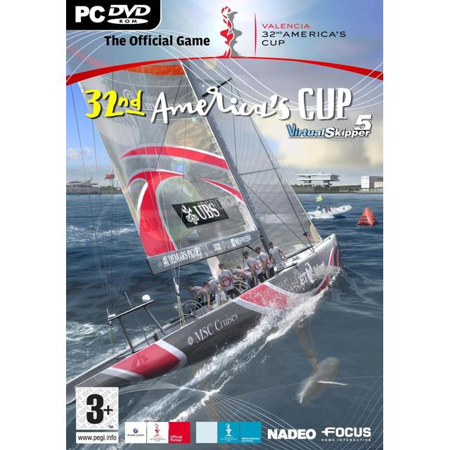 32nd Americas Cup - Virtual Skipper 5
