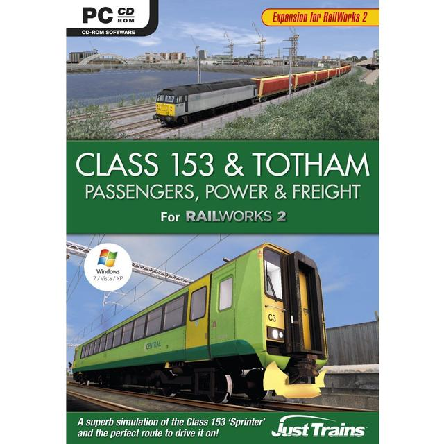 Railworks 2 Expansion: Class 153 & Totham - Passengers Power & Freight