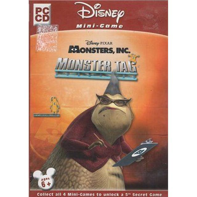 Monsters, Inc.: Monster Tag