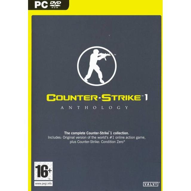 Counter Strike 1: Anthology