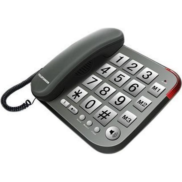 Telefunken Cosi TF 401 Grey