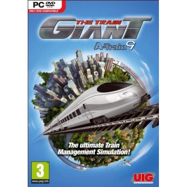 The Train Giant: A Train 9